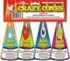 #3 Crazy Cone Assortment / 4 pack - Product Image