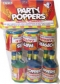 Party Poppers 12 pieces - Product Image