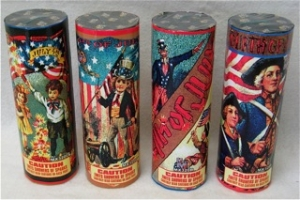Old American Assortmrnt 4 pieces  - Product Image